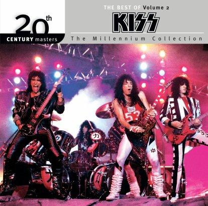 20TH CENTURY MASTERS:MILLENNIUM VOL 2 BY KISS (CD)