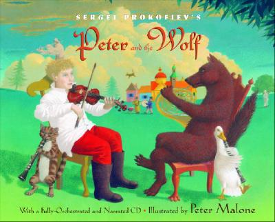 PROKOFIEV:PETER AND THE WOLF BY INFINITY DIGITAL (CD)